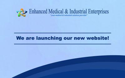 Enhanced Medical & Industrial Enterprises Launches It's New Website